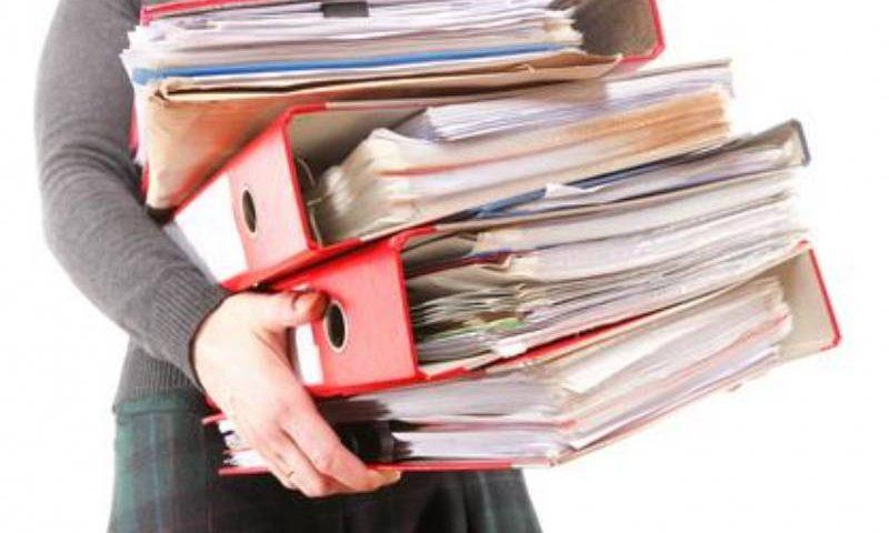 verbale di consegna documentazione